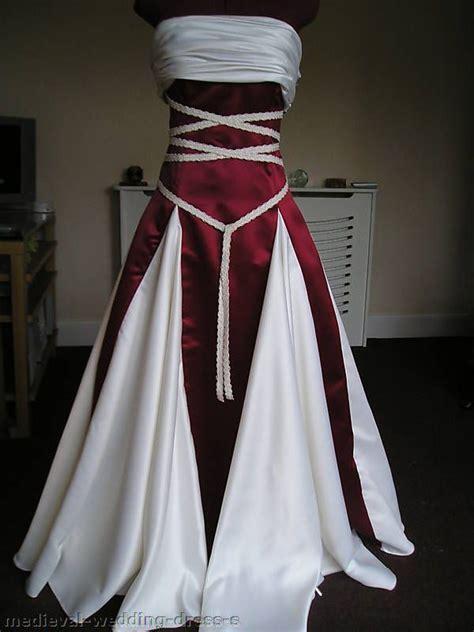 Viking Wedding Dress   Oasis amor Fashion