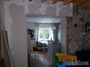 Agrandir Une Ouverture Dans Un Mur Porteur : agrandir une porte dans un mur porteur ~ Voncanada.com Idées de Décoration