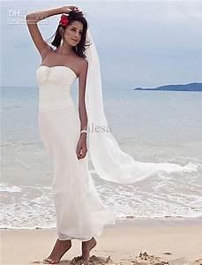 discount 2016 cheap beach wedding dresses simple elegant With simple elegant wedding dresses for the beach