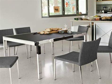 small modern kitchen table lovely contemporary kitchen tables home ideas collection