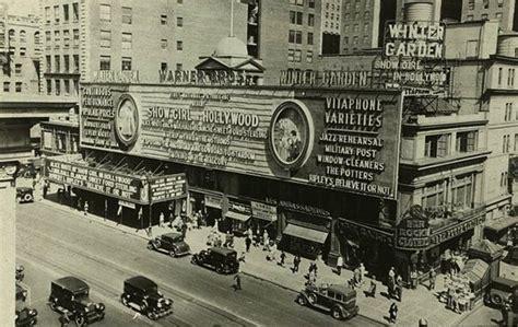 winter garden theatre   york ny cinema treasures