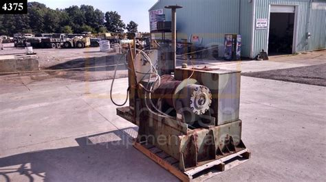hydraulic rear winch assembly oshkosh equipment