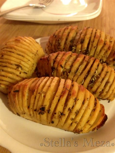 different ways to cook potatoes for dinner stella s meza hasselback baked potatoes