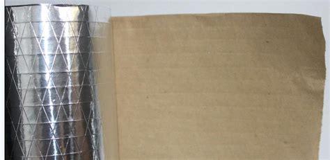 single side aluminum foil scrim kraft paperfsk vapor