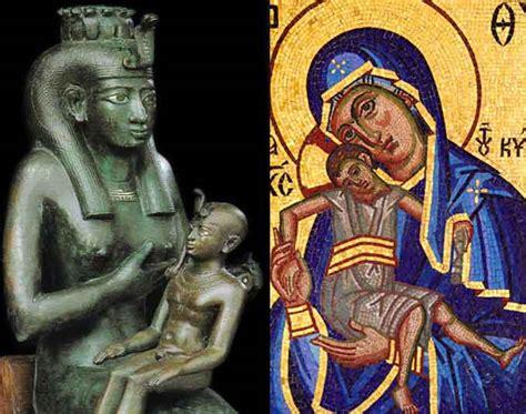 is horus like jesus is eye of horus