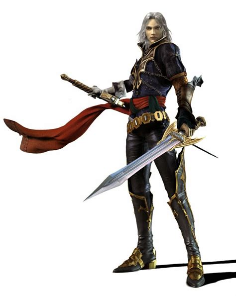Hector From Castlevania Game Art