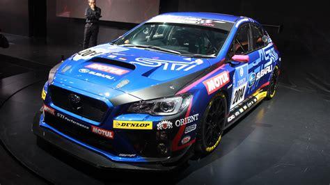 subaru wrx sti racing car front forcegtcom