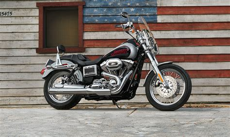 Harley-davidson Launches The 2014 Dyna Low Rider
