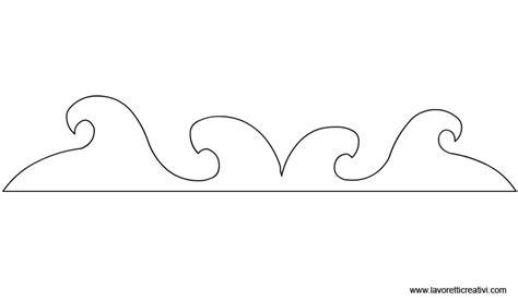 disegni da colorare onde mare onde mare inseriamo i disegni di alcune onde che possono