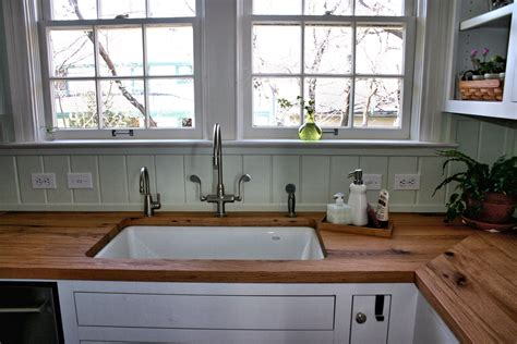 oak countertop reclaimed white oak wood countertop photo gallery by devos custom woodworking