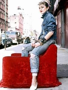 Mode In Den 80ern : madonna outfits aus den 80ern inspirierten die junge generation 80sss pinterest bonito ~ Frokenaadalensverden.com Haus und Dekorationen