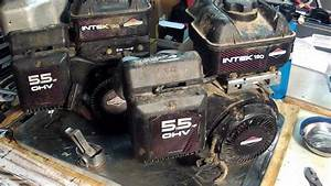 Briggs And Stratton Intek Engines
