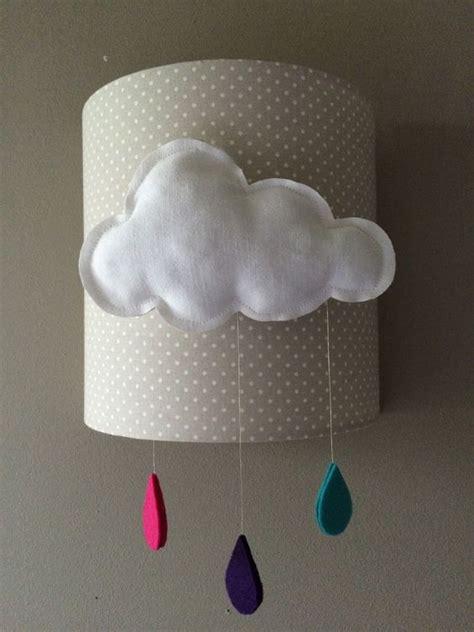 applique murale chambre adulte applique enfant nuage original pour decoration de chambre