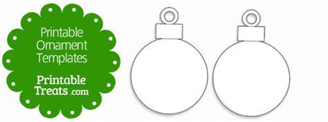 printable christmas ornament shapes printable ornament templates printable treats