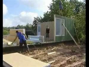 fabrik international fr doovi With plan de maison 150m2 1 montage en une journee dune maison ossature
