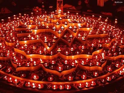 Diwali Celebration Celebrations Lights Study Living Prepare