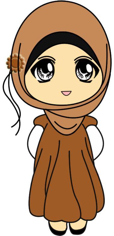 100 foto gambar kartun muslimah berjilbab kartun muslimah via kartunmuslimah.com. Freebies Doodle muslimah Comel | Gambar karakter, Animasi ...