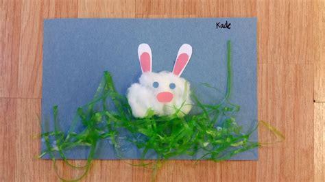 bunny preschool crafts easy easter bunny craft for 683