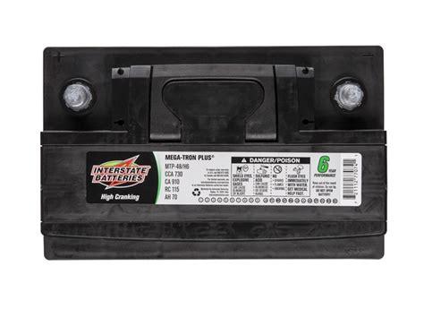 interstate mega tron  mtp  car battery prices