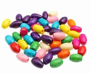 Bodenständer Für Adventskranz : holzperlen 10mm oval 400stk mix holz perlen perlenkette bunte h60 ebay ~ Indierocktalk.com Haus und Dekorationen