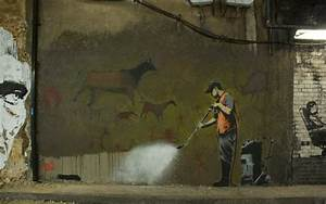 street art Banksy Desktop wallpapers 1680x1050
