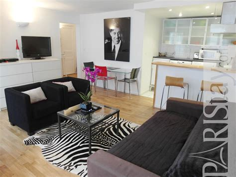 bedroom apartment long term renting paris invalides