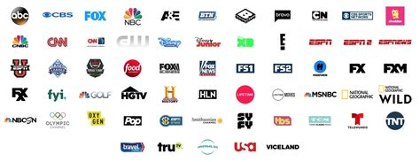 tv live hulu live tv channels the complete channel list devices