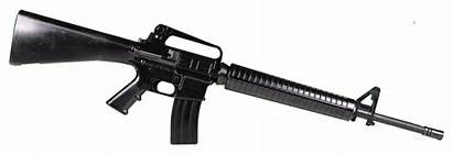 M16 Rifle Assault Clipart Usa Clipground Clip