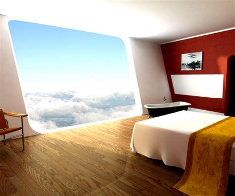chambre d h e insolite les hôtels du futur en images insolites et écologiques