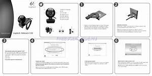 Quick Start Manual For Misc Electronics Logitech V