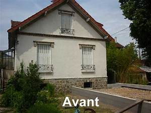 exterieur de maison good ide pour amnagement extrieur With travaux isolation phonique appartement
