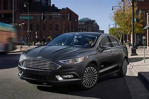 2018 Ford Fusion Hybrid Overview