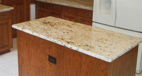 river white granite countertop   colonial gold granite