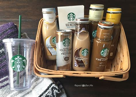 Healthier drinks to order at starbucks. Starbucks Stitch Markers and Bottled Beverages - Repeat Crafter Me