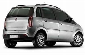 Novo Fiat Idea 2011 Essence 1 6 16v Flex E Torq Traz