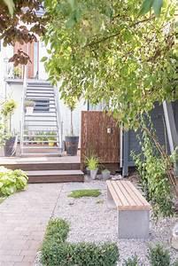 Steine Für Garten : diy gartenbank mit beton und holz leelah loves ~ Markanthonyermac.com Haus und Dekorationen