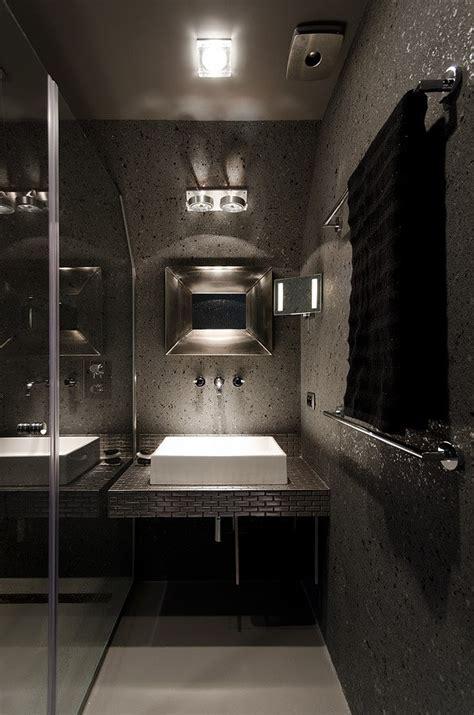 tiny minimalist black and white loft in prague digsdigs