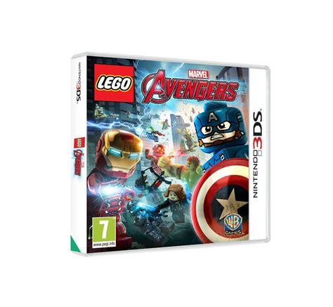 Lego Marvels Avengers Nintendo 3ds Ebay