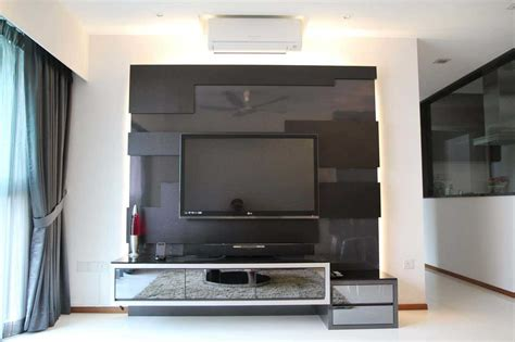 Tv In Small Bedroom Design Ideas by 15 Best Collection Of Modern Tv Wall Units
