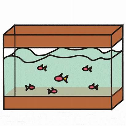 Fish Tank Aquarium Clipart Clip Empty Cliparts