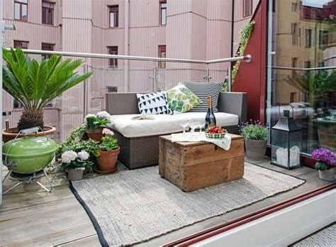 30 small balcony designs and decorating ideas in simple