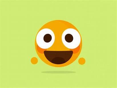 Again Say Emoji Happy Dribbble Animated Save