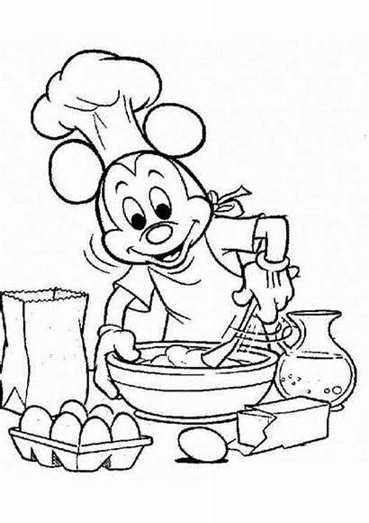 Mickey Mouse Micky Ausmalbilder Coloring Maus Colorir