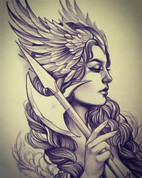 25+ Best Ideas About Goddess Tattoo On Pinterest Wiccan