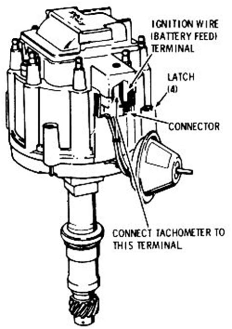 Repair Guides High Energy Ignition Hei System