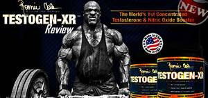 Testogen-xr Testosterone Booster Review