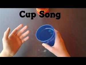 Cup Song Youtube : cup song deutsch einfach lernen youtube ~ Medecine-chirurgie-esthetiques.com Avis de Voitures