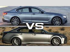 2017 BMW 5 Series vs 2016 Lexus GS YouTube