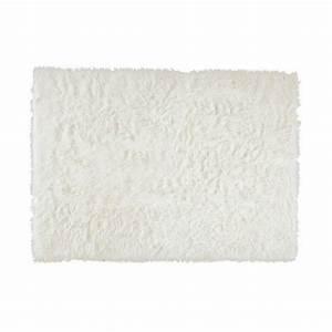 Tapis Blanc Fausse Fourrure : tapis en fausse fourrure blanc 80 x 200 cm nursery living rooms and room ~ Teatrodelosmanantiales.com Idées de Décoration