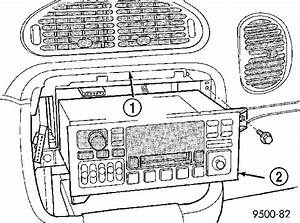 I Have A 2000 Grand Caravan  My Radio  Cd Quit Working  I Checked The Fuses Above The Brake Pedal